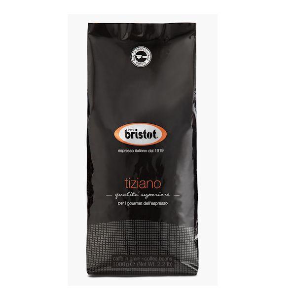 bristot tiziano 1kg zrnkova kava