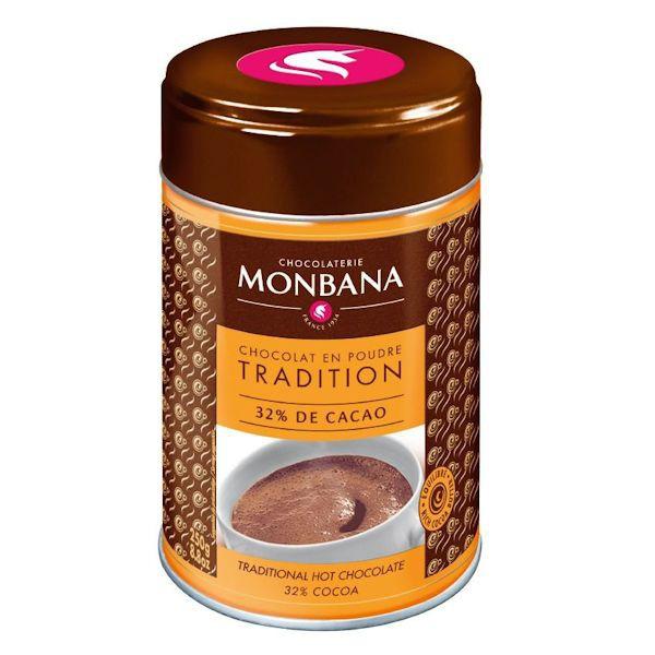 monbana tradicna francuzska horka cokolada 250g