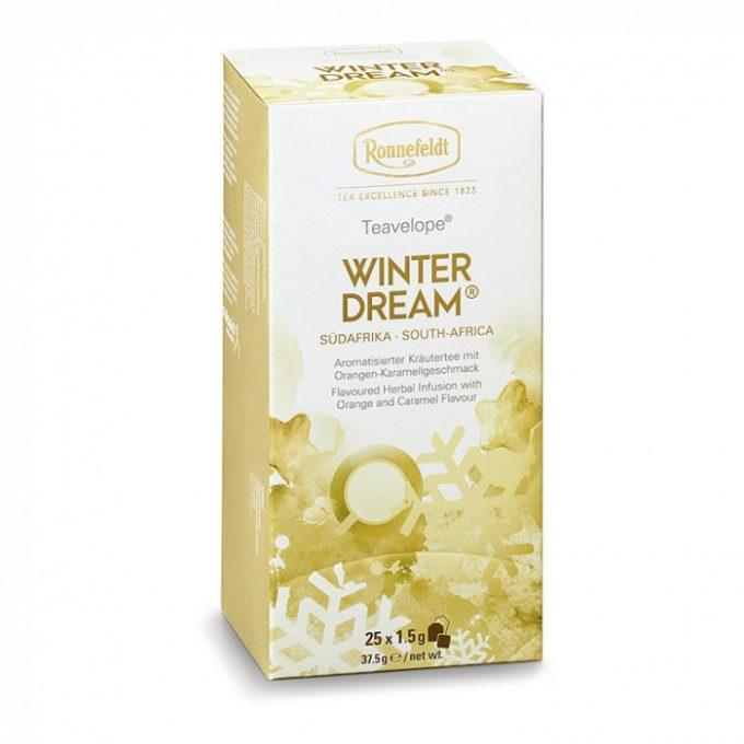 ronnefeldt teavelope winterdream 25x1 5g