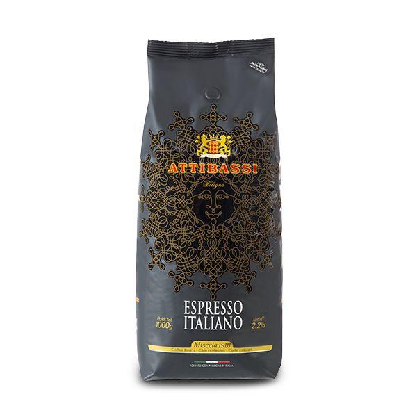 attibassi miscela 1918 1kg zrnkova kava