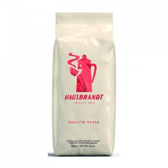 hausbrandt qualita rossa 1kg zrnkova kava