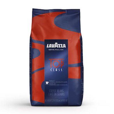 lavazza top class 1kg zrnkova kava