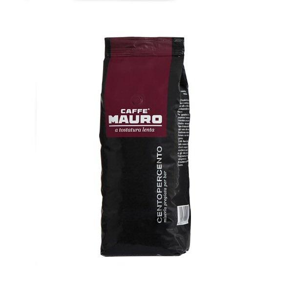 mauro caffe centopercento 1kg zrnkova kava