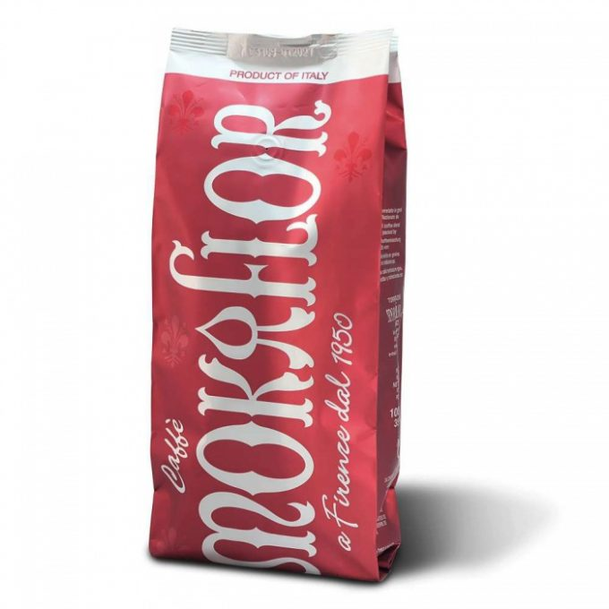 mokaflor miscela rosso 1kg zrnkova kava