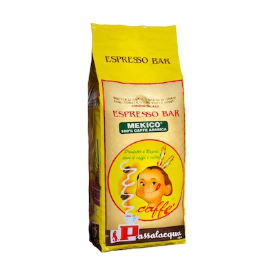 passalacqua mekico 1kg zrnkova kava