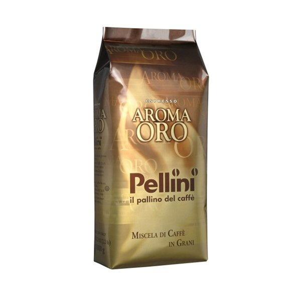 pellini aroma oro gusto intenso 1kg zrnkova kava