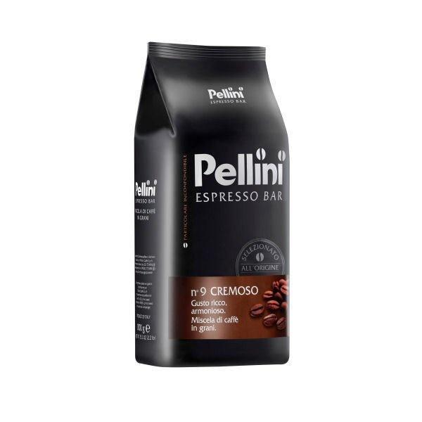pellini espresso bar cremoso 1kg zrnkova kava