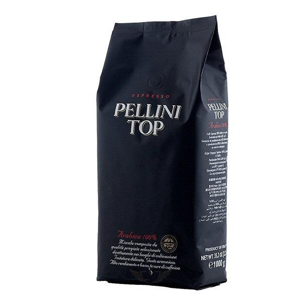 pellini top 100 arabica 1kg zrnkova kava