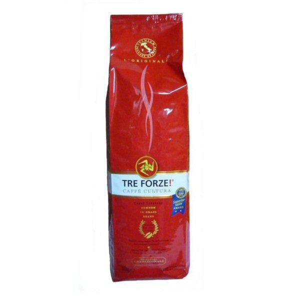 tre forze 1kg zrnkova kava