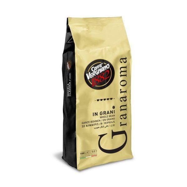 vergnano gran aroma 1kg zrnkova kava