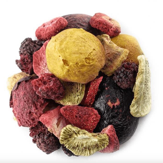 MIX ovocie susene mrazom