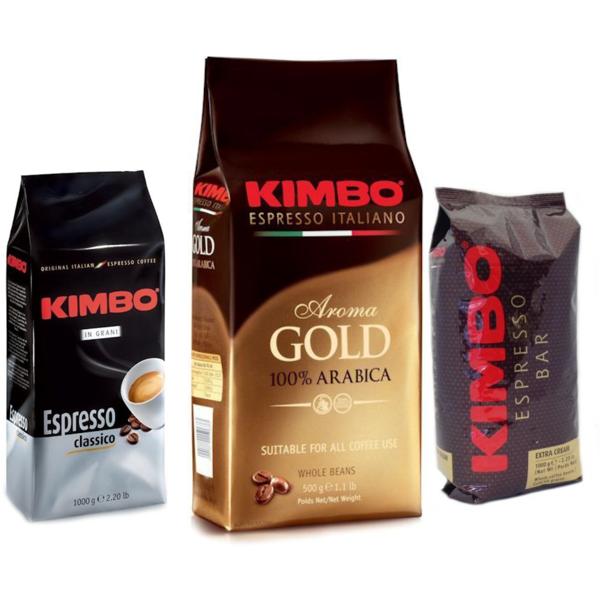 kimbo aroma gold extra cream classico 3kg zrnkova kava