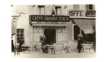 História kaviarní