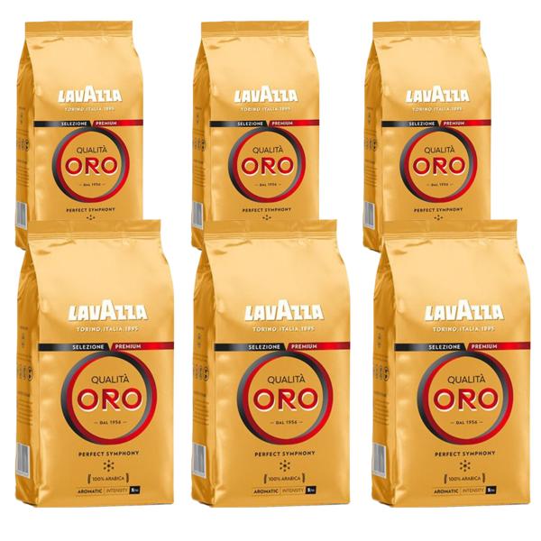 lavazza qualita oro 6 kg zrnkova kava original