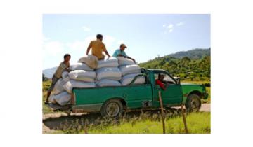 Spracovanie a transport kávy