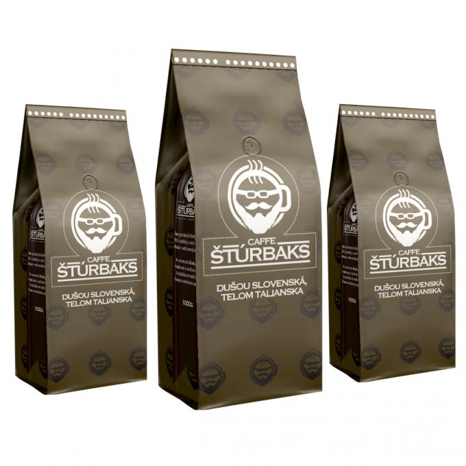 marzotto sturbaks 3kg zrnkova kava original