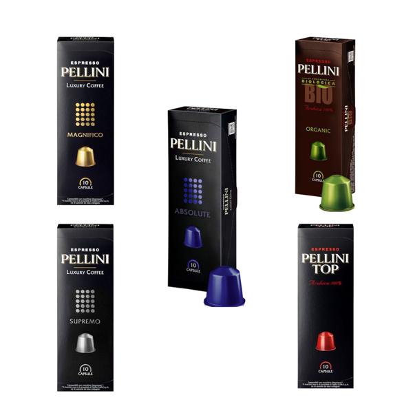 Pellini nespresso
