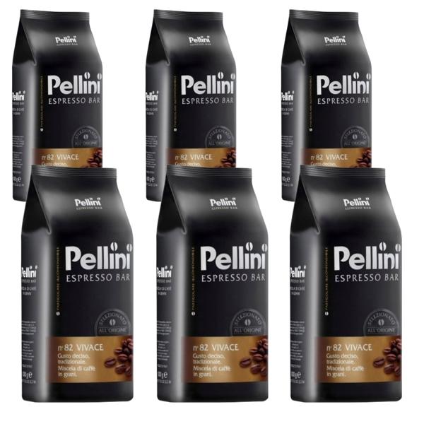 pellini espresso bar vivace 6kg zrnkova kava original